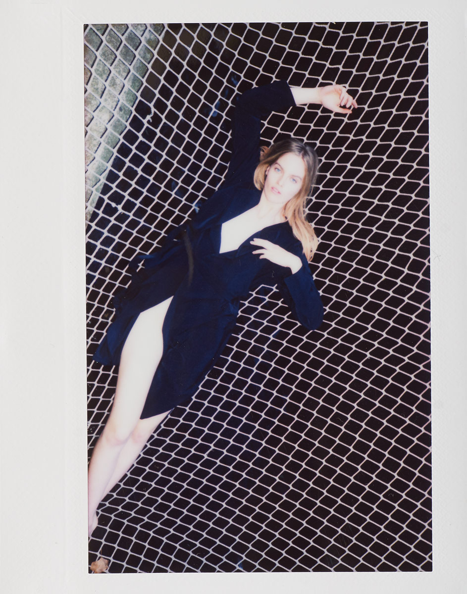 TEMPER Berlin - Fall/Winter 16/17 - Polaroid